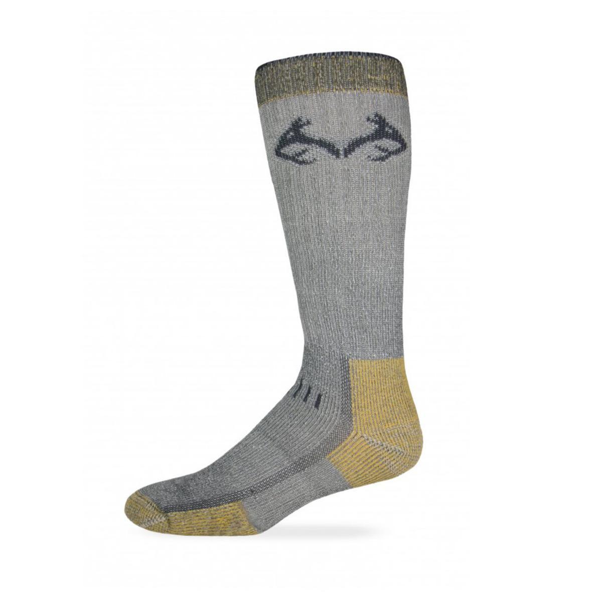 Details about RealTree 794 Uplander Heavyweight Merino Wool Boot Socks 62c99e86009