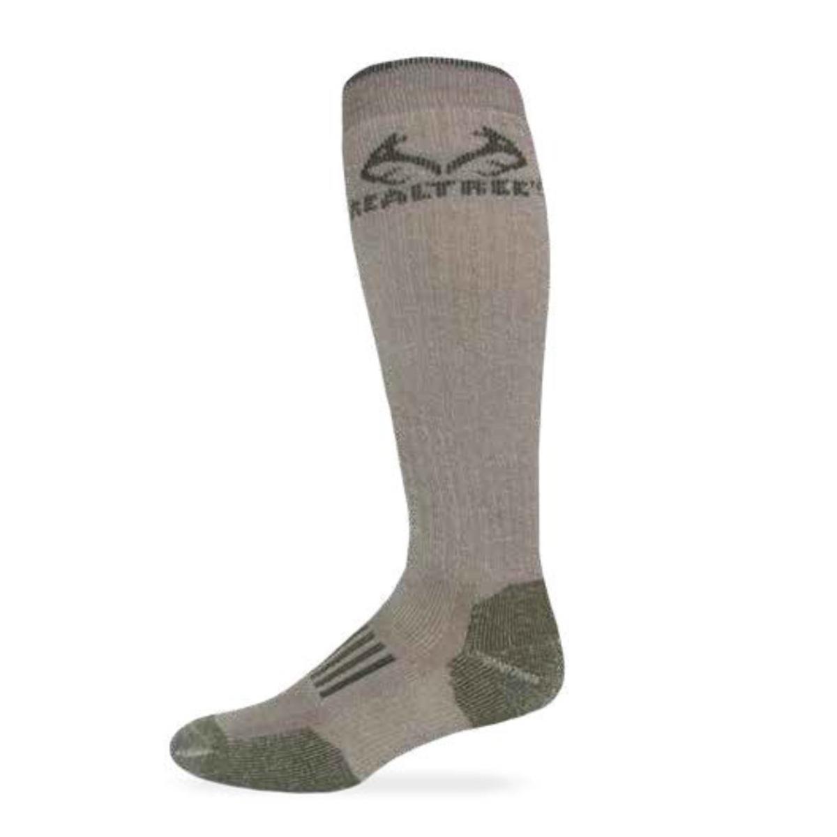Details about RealTree 9806 Heavyweight Merino Wool Tall All Season Boot  Socks 54107c6bc8a