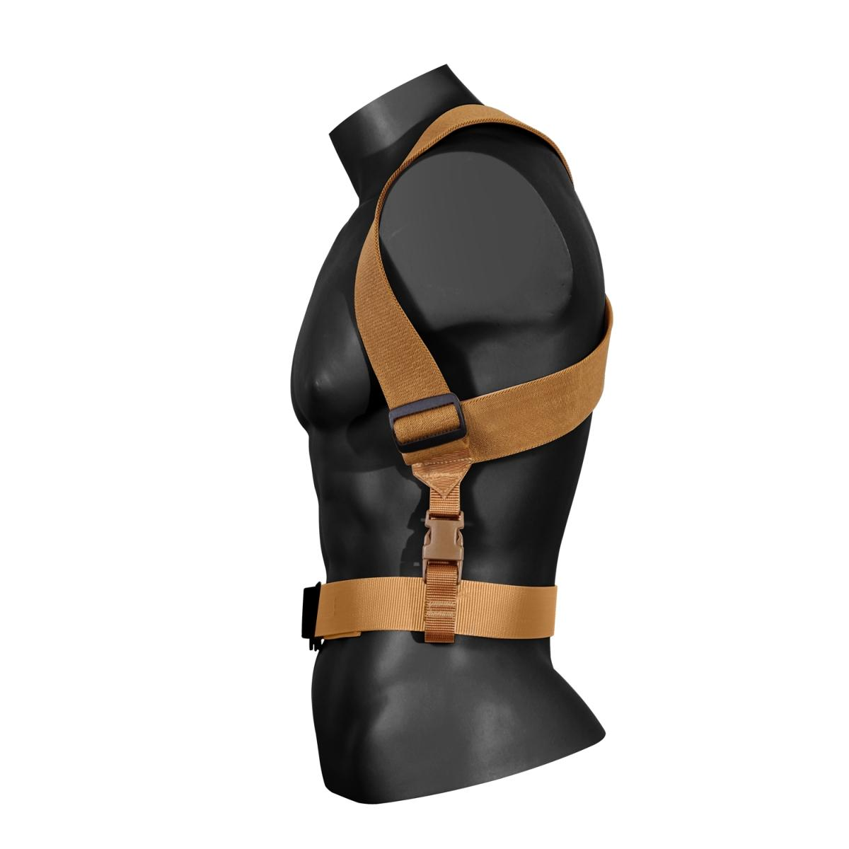 Combat Suspenders Tactical Adjustable
