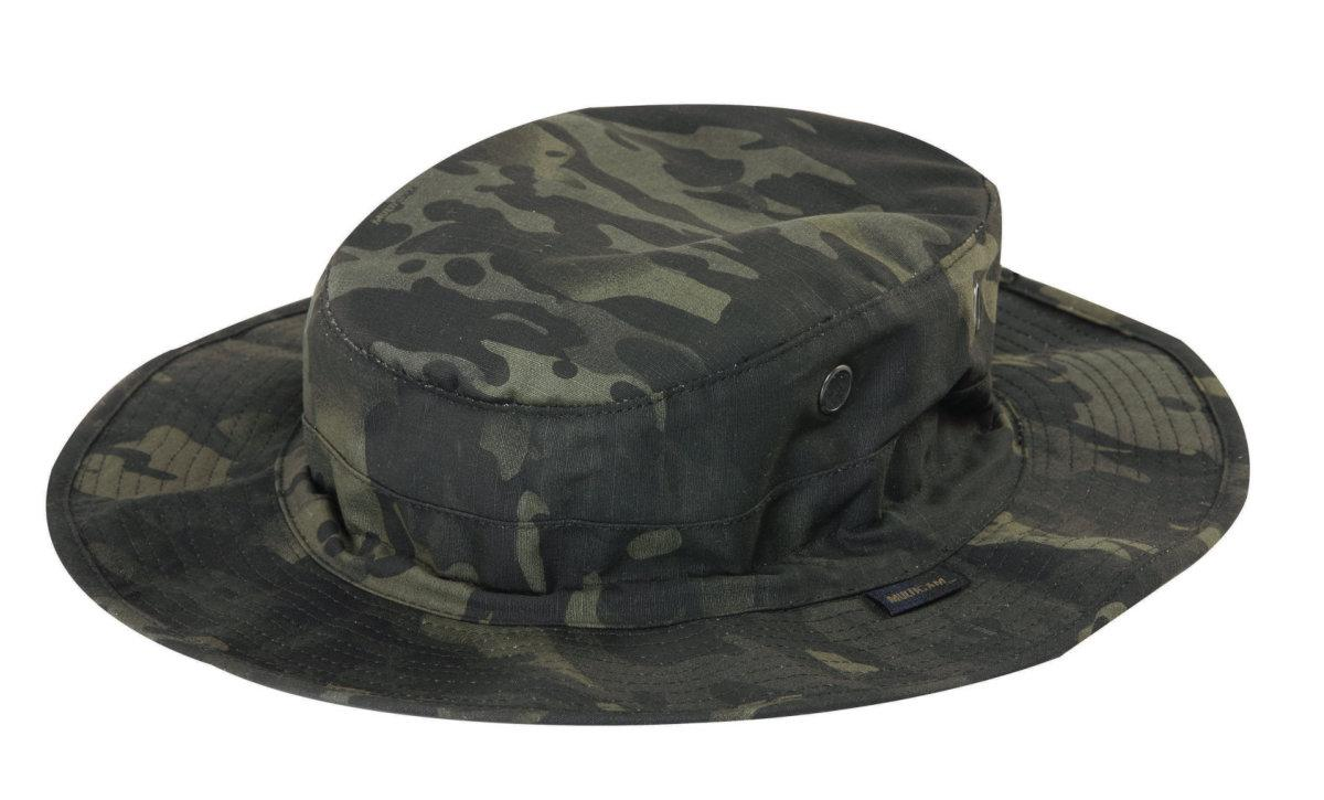 ... hat in Multicam Black is suitable for wear anywhere you want to keep  your head cool b89602849e