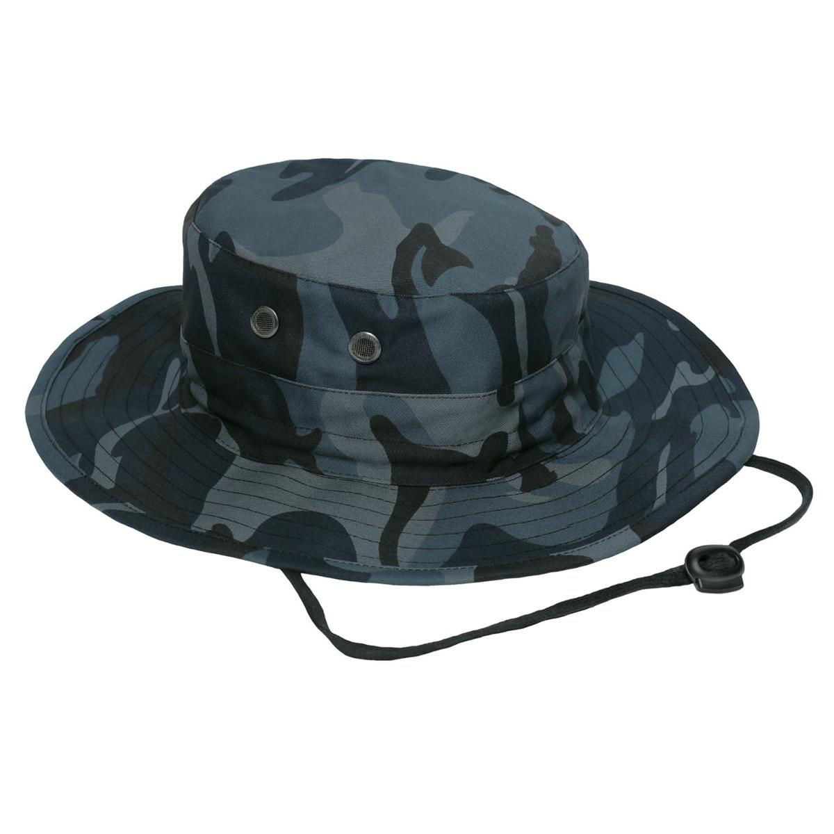 1138f93a04d83 Details about Rothco Military Type Adjustable Boonie Hat