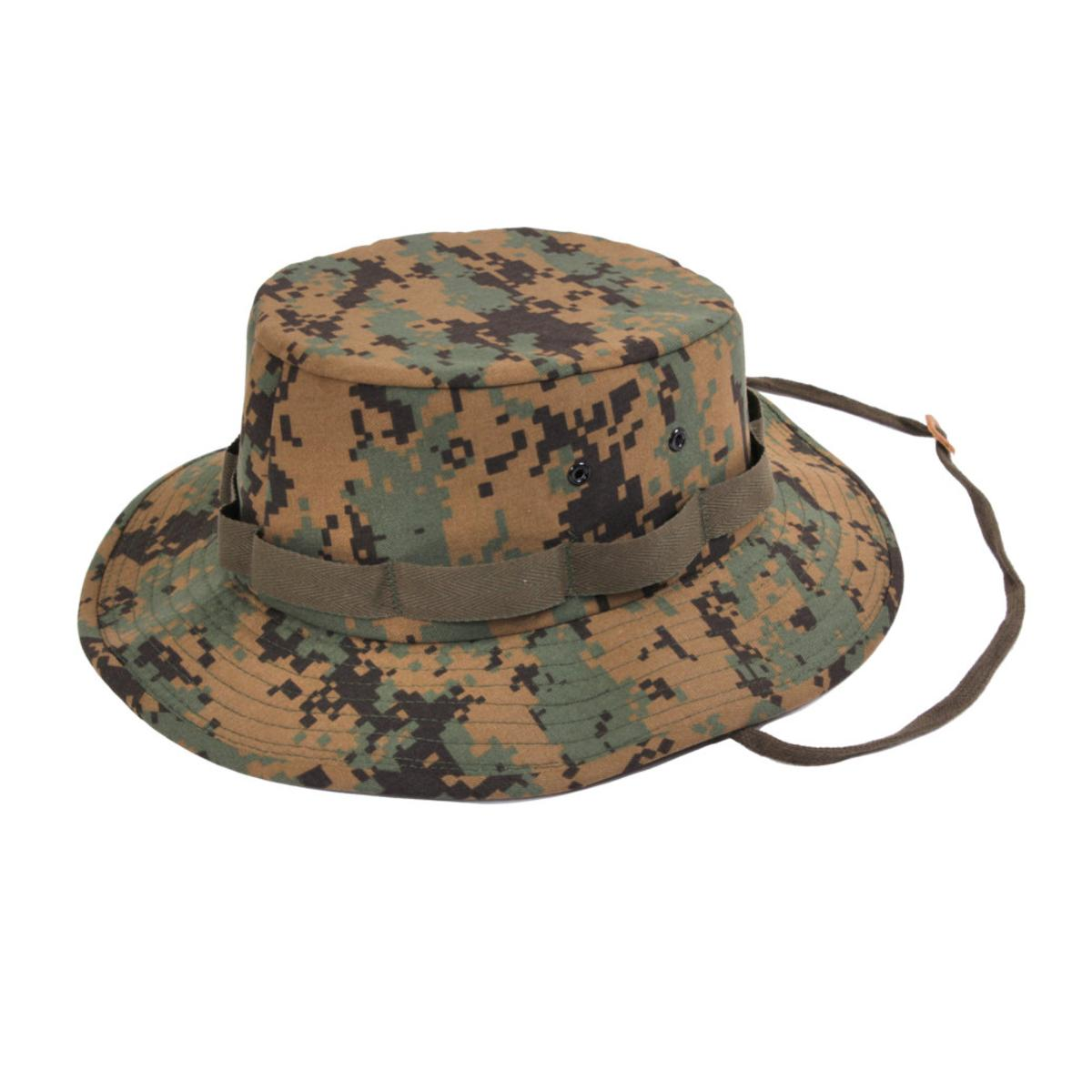 db8c39a0fe0 Details about Rothco Military Style Boonie Hat