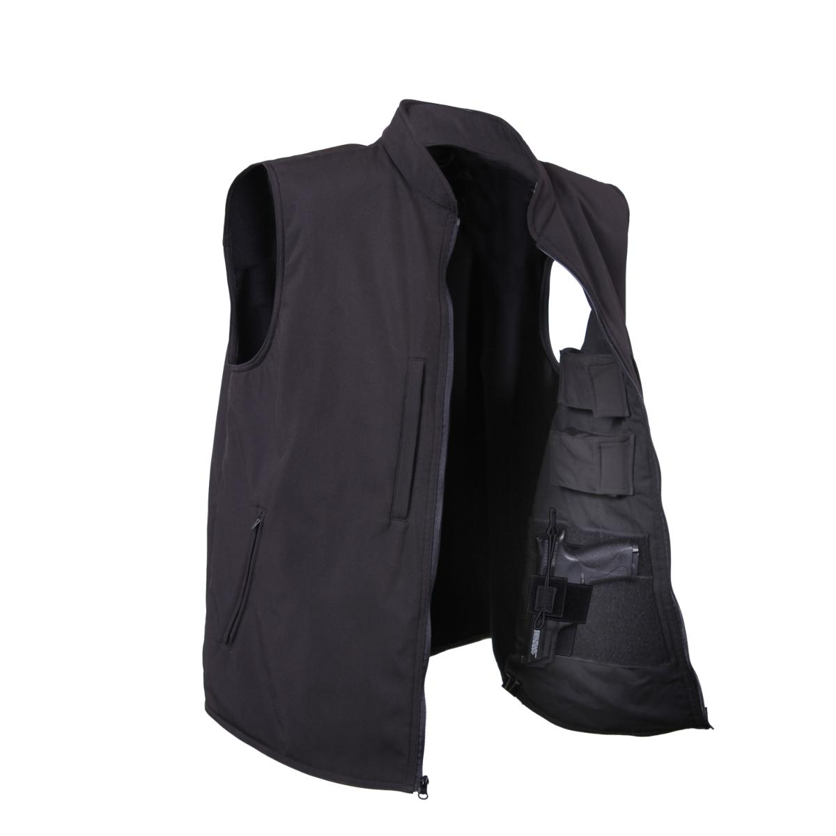 Rothco Concealed Carry Soft Shell Shell Soft Vest 12d804
