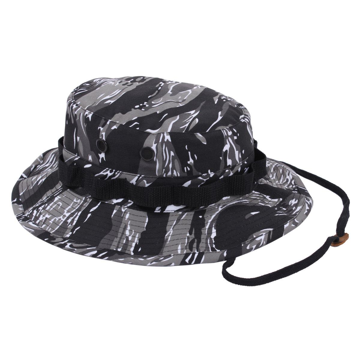 a119c9ba40a Details about Rothco Camouflage Military Style Boonie Hat