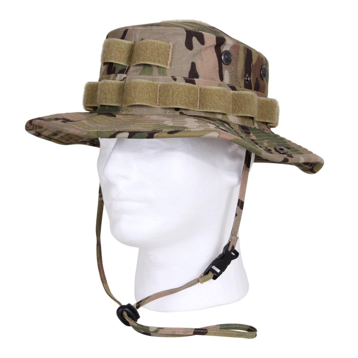 0f68fd592a2 Rothco-Cotton-Rip-Stop-Tactical-Boonie-Hat-Bucket-